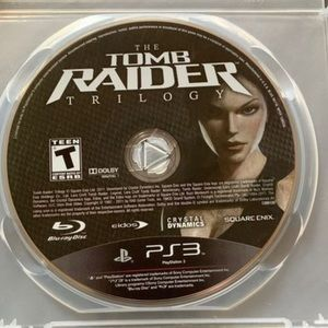 PS3 - Tomb raider trilogy